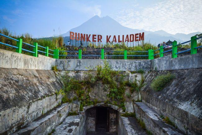 Bunker Kaliadem via shutterstock