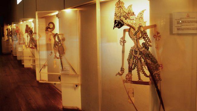 Koleksi di Museum Wayang Jakarta