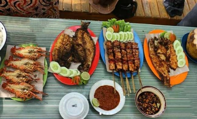 Menikmati Sajian Seafood yang Menggoda via IG @yusithemantra