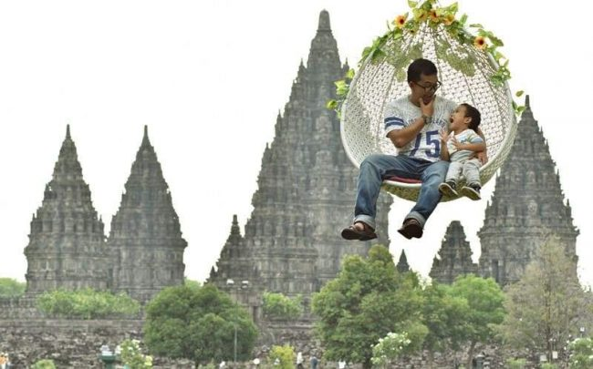 Spot Foto dengan Crane Gantung via Nativeindonesiacom