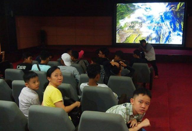 Teater Museum Gunung Merapi via IG @vincentius_kuori