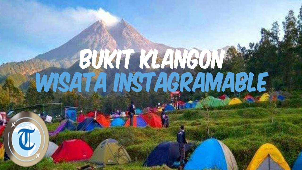 Wisata Bukit Klangon via Tribunnews