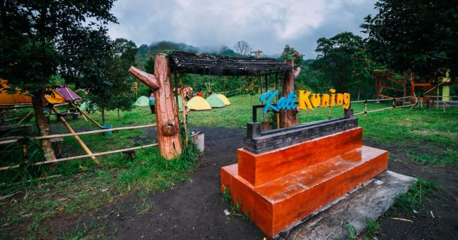 Camping di Kali Kuning