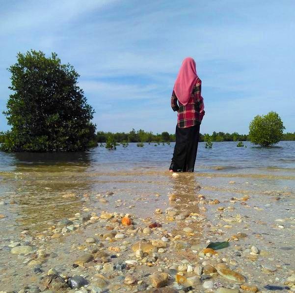 Pantai Buatan Kuala Langsa