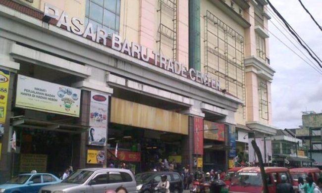 Pasar Baru Bandung
