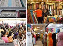 Pasar Baru Trade Centre Bandung