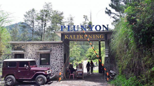 Plunyon Kalikuning via Annissa Saputri Travelingyuk