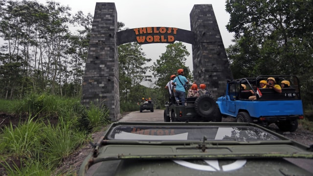 Rute Lava Tour via Kumparan