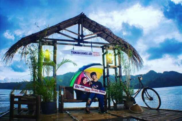 Taman Bambu Air via Backpackerjakarta