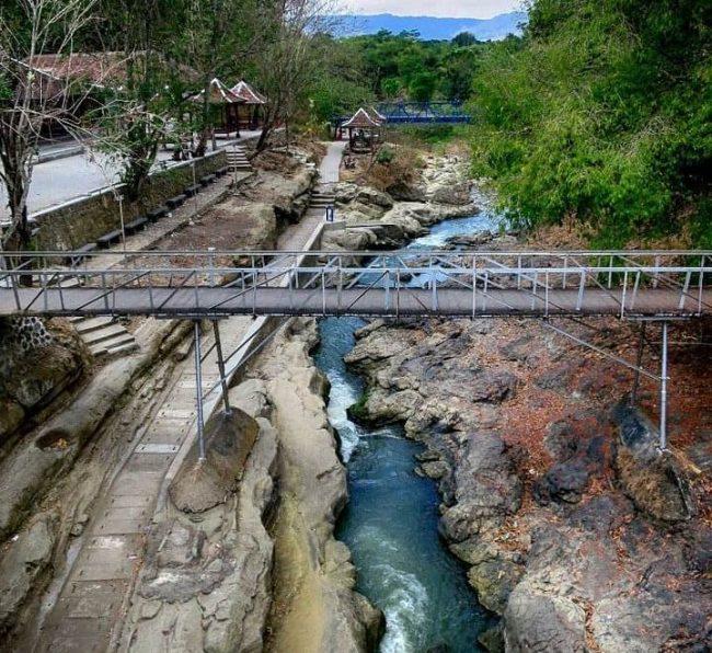 View Objek Wisata Lava Bantal via IG @ini.sleman