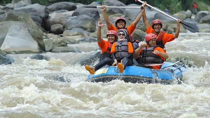 Arung Jeram PS Rafting Pemalang via Progorafting