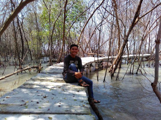 Hutan Wisata Hutan Mangrove via ofil-oufei.blogspotcom