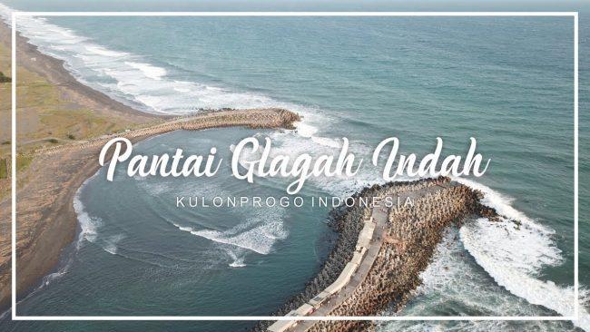 Liburan Seru ke Glagah Beach Kulonprogo via Youtube