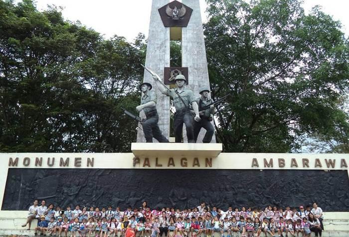 Monumen Palagan Ambarawa via IG @esterjouli