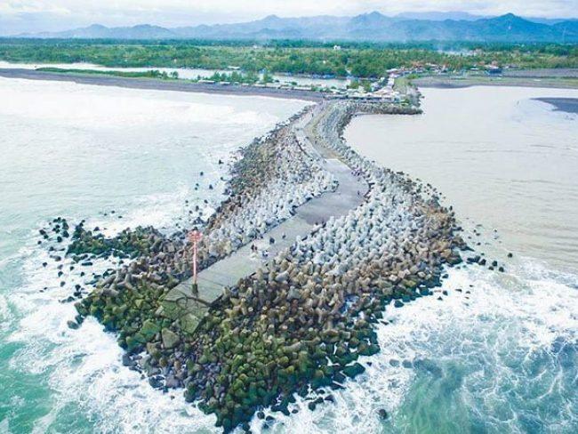Pantai Glagah Yogyakarta via Blogkulo