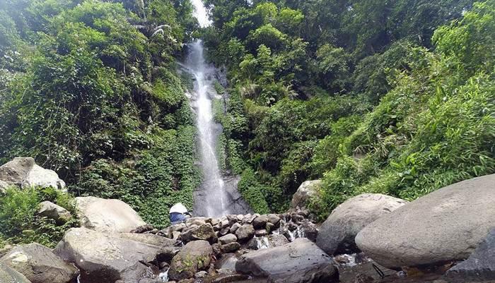 Wisata Ungaran Air Terjun Semirang via IG @andhika_dana_nugraha
