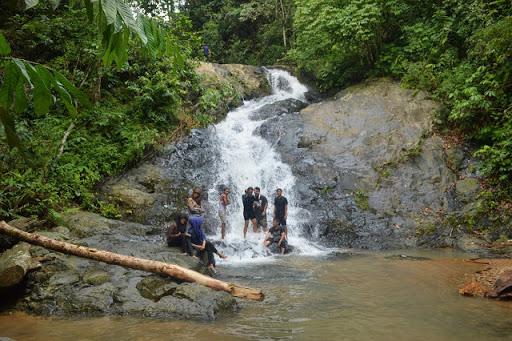 Air Terjun 7 Tingkat via Tamiangtravellercom