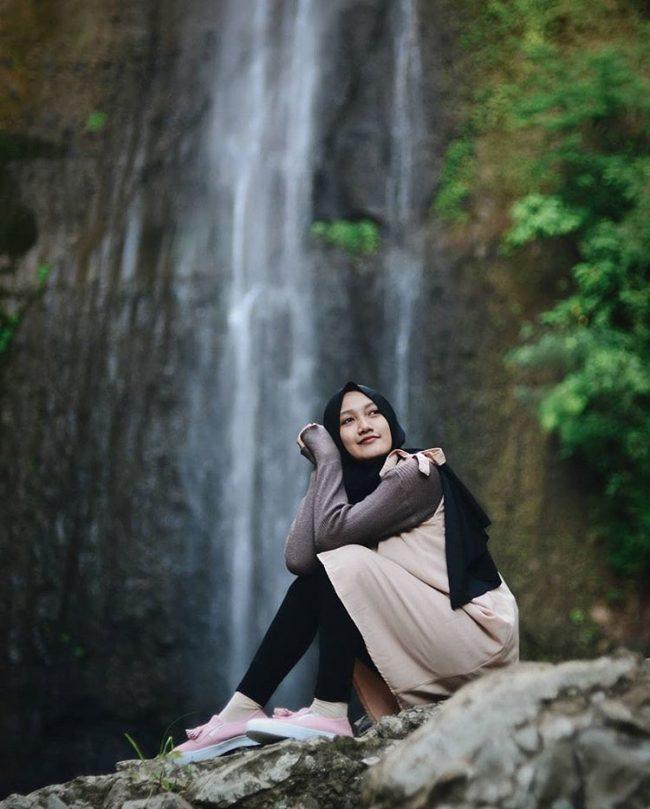 Air Terjun Perawan Sidoharjo Via IG @travellerscantik