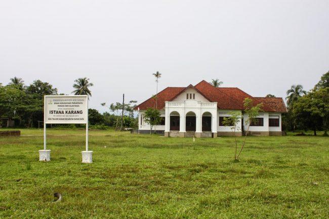 Istana Karang via Situsbudaya