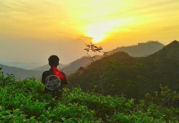 Menyaksikan Sunset