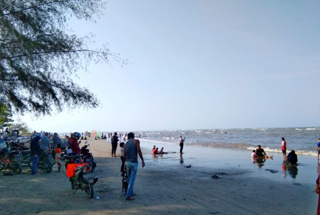Pantai Pulau Rukui via Wartanusaid
