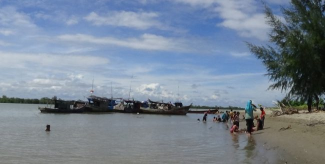 Pantai Pusong Cium via Acehnews