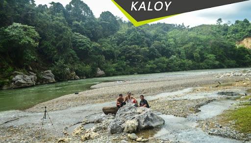 Pemandian Air Panas Kaloy via Tamiangtraveller