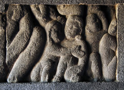 Relief Candi