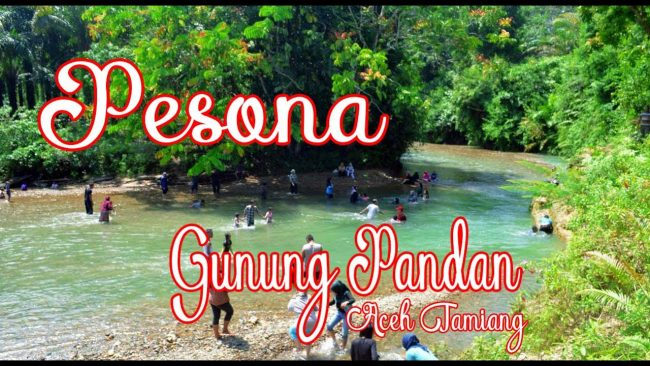 Sungai Gunung Pandan via Youtube