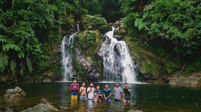 Air Terjun Weh Hilang - Tempat wisata di Aceh Timur