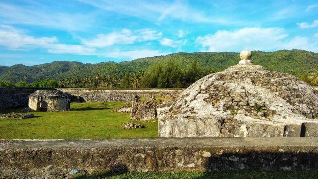 Benteng Indra Patra via IG @thariq09_