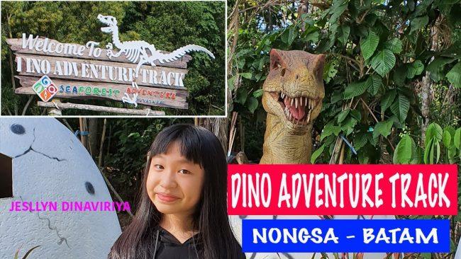 Dino Adventure Track via Youtube Jesllyn Dinaviriya