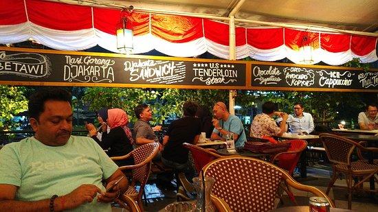 Djakarta Cafe