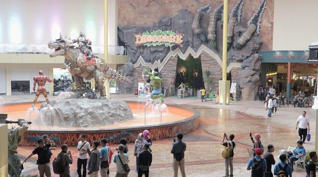 Gerbang Masuk Dino Park Jawa Timur Park 3