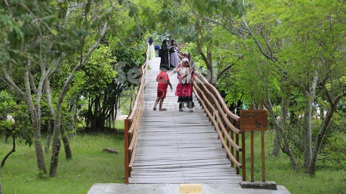 Hutan Kota BNI Banda Aceh via Tribunnews