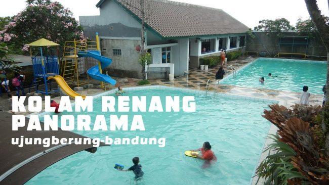 Kolam Renang Panorama via Youtube