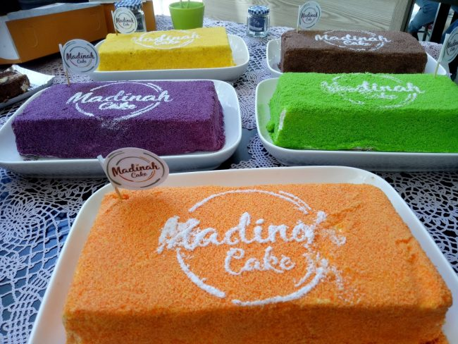 Madinah Cake
