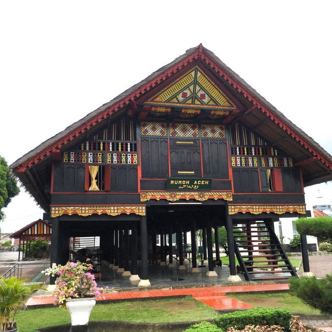 Museum Aceh via IG @zuhad_kurniawan