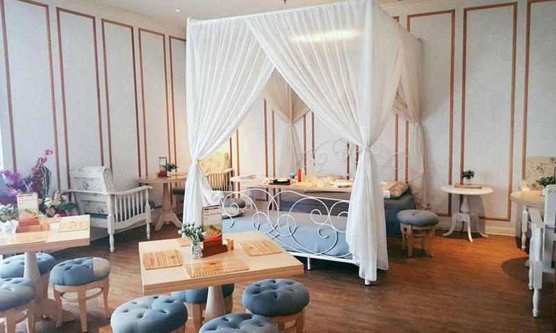Nanny's Pavillon via Ig @fika_fahria