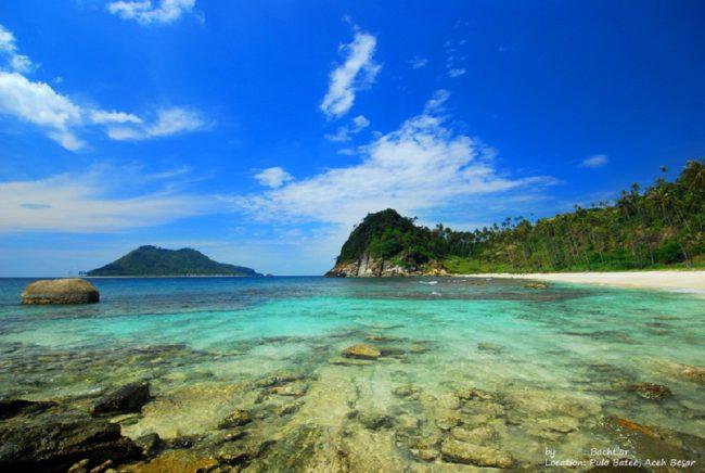 Pantai Batee Puteh via Acehfotografernet