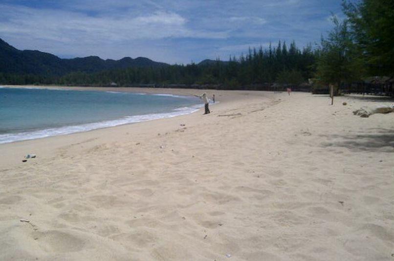 Pantai Kuala Beukah - Tempat Wisata di Aceh Timur