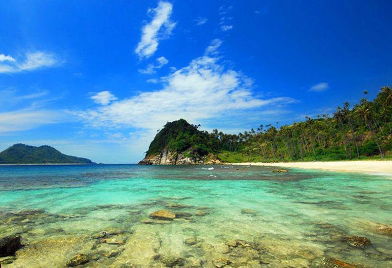 Pantai Kuala Parek - Tempat Wisata di Aceh Timur
