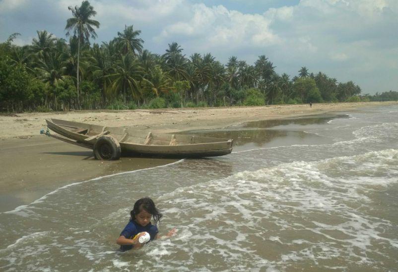 Pantai Wisata Kuala Peudawa