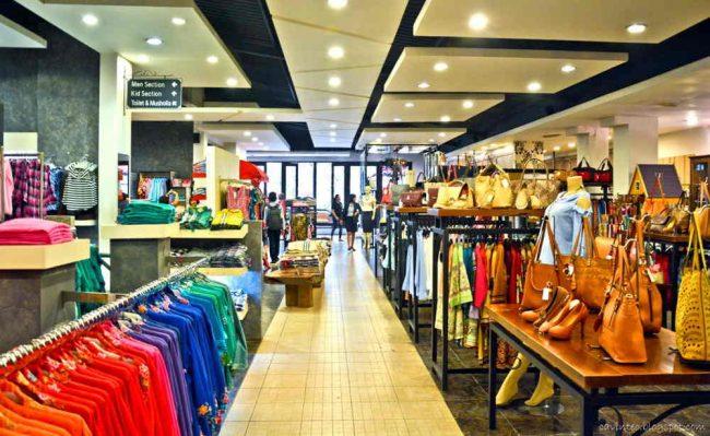 Produk Fashion di Rumah Mode Bandung