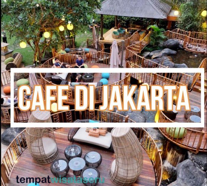 39 Cafe Di Jakarta Terbaru Paling Hits Yang Seru Untuk Kongkow Kekinian