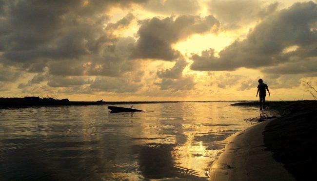 Taman Laut Ujung Manggeng via Jurnal jejak