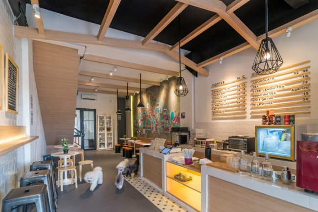 The Barkbershop Pet Grooming & Cafe