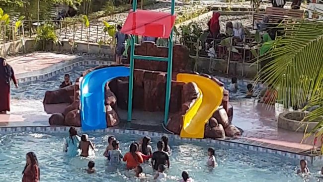 Waterpark di Kutacane