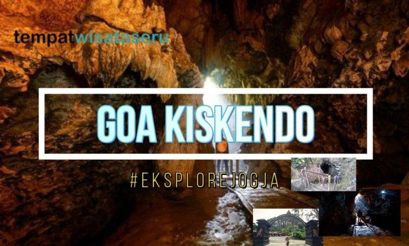 Wisata Alam Goa Kiskendo Jogja Nan Eksotis Rute Lokasi Tiket Masuk