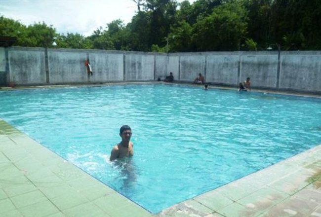 Air Panas Bandar Lampahan